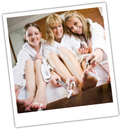 Girl Night In Waxing Party by The Wax Diva